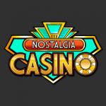 Nostalgia casino logo