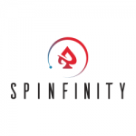 Spinfinity casino logo